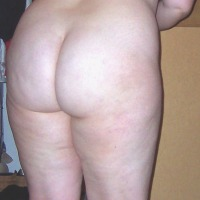My wife's ass - Joanne
