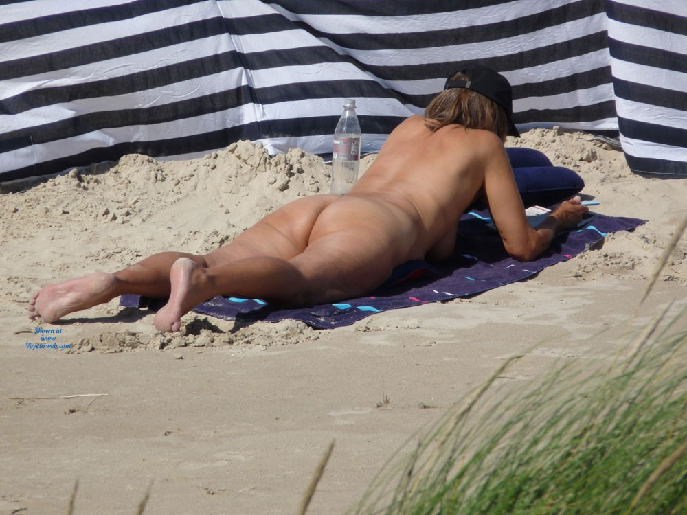 Beach View - Beach Voyeur , Found At The Beach