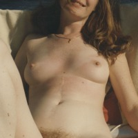 Medium tits of my girlfriend - Marion