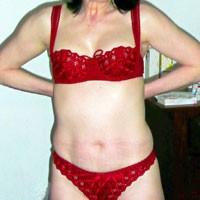New Gallery - Brunette, Lingerie, Medium Tits, Pussy