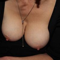 Medium tits of my wife - milf
