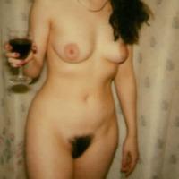 Medium tits of my wife - Veronica
