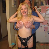 Having Fun With Friends - Big Tits, Blonde, Pussy, Shaved