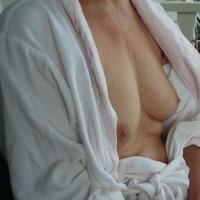 Small tits of my wife - Bashfulgranny