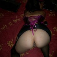 My ass - trace mahole