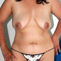 Large tits of my wife - Bery