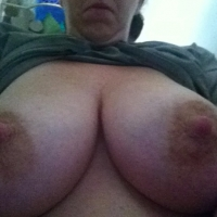 My extremely large tits - MommaKaren81