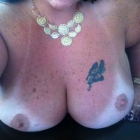 My very large tits - Raven77
