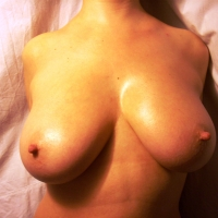 My very large tits - ...aly...