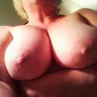 Large tits of my girlfriend - P