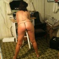 My wife's ass - Loo Loo