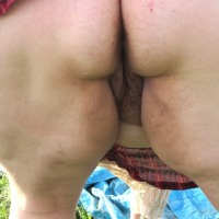 My wife's ass - als wife