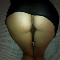 My girlfriend's ass - Antonella