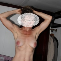 Large tits of my girlfriend - MILF