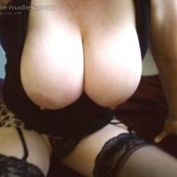 My extremely large tits - hot_horny_milf
