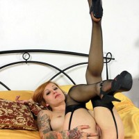 My First Time - High Heels Amateurs, Tattoos
