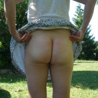 My wife's ass - anon wife UK
