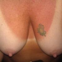 My medium tits - Sandy Buns