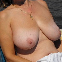 Large tits of my wife - wife