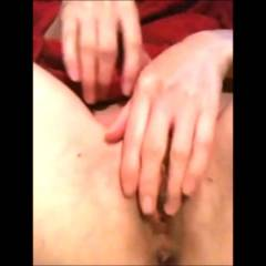 Home Alone & Extremely Wet - Close-Ups, Masturbation, Toys, Bush Or Hairy, Wife/Wives