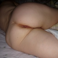 My girlfriend's ass - barb