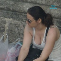 Upskirt - Downblouse - Public Place