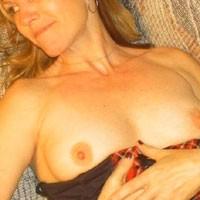 Sexy Mel - Hard Nipples, Blonde, Pussy