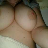 My very large tits - virginbabe