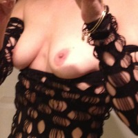 My small tits - gingeer