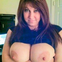 Very large tits of my ex-girlfriend - Lisa