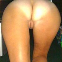 My wife's ass - Sandy Buns