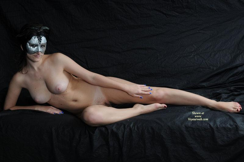 Pic #1 - Claudia Primo Set - Brunette Hair, Latina , Giocando A Fare La Modella... Parte Prima.
