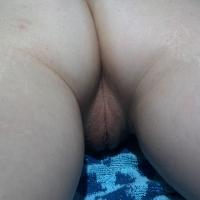 ass of my girlfriend