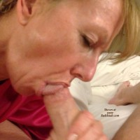 Wife is a Good Cock Sucker - Blowjob, Mature