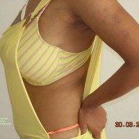 Bangladeshi Wife In Yellow Tops Continues