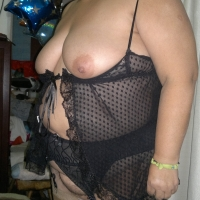 Large tits of my wife - sharon