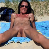 The QLD Sun 3 - Beach, Brunette, Shaved, Small Tits