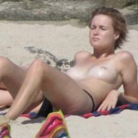 Topless - Beach Voyeur