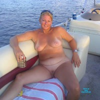 Summertime Fun - Big Tits, Blonde, Shaved, Natural Tits, Pussy