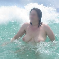 Large tits of my wife - Kay