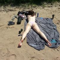 Us - Beach, Bikini Voyeur