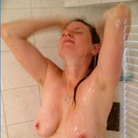 NaughtyMilf - Redhead, MILF, Medium Tits, Hard Nipples, Wet