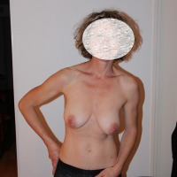 Large tits of my wife - MILF