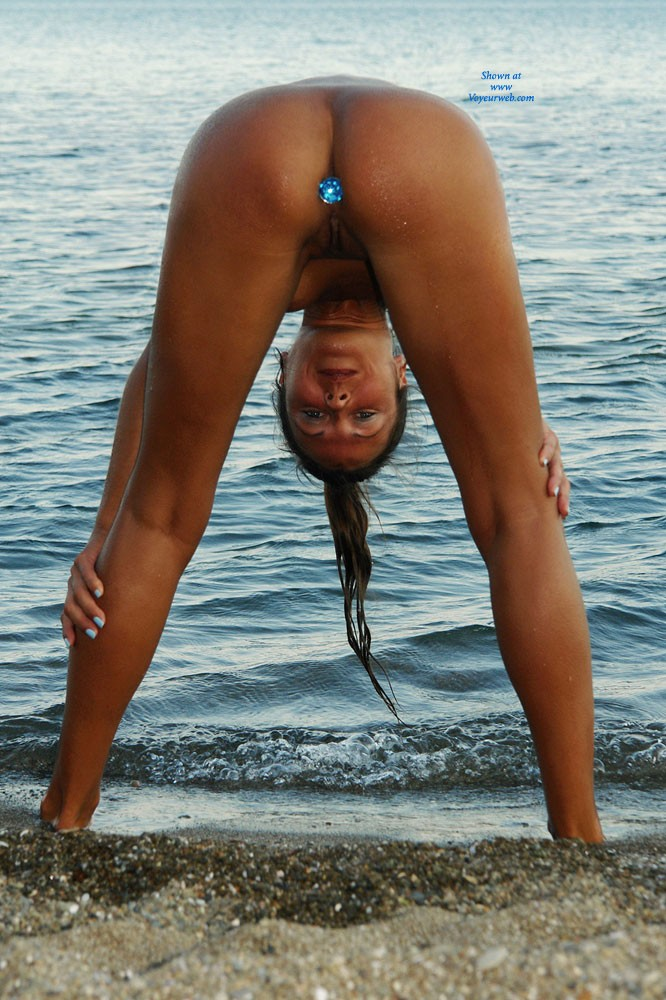 Beach buttplug