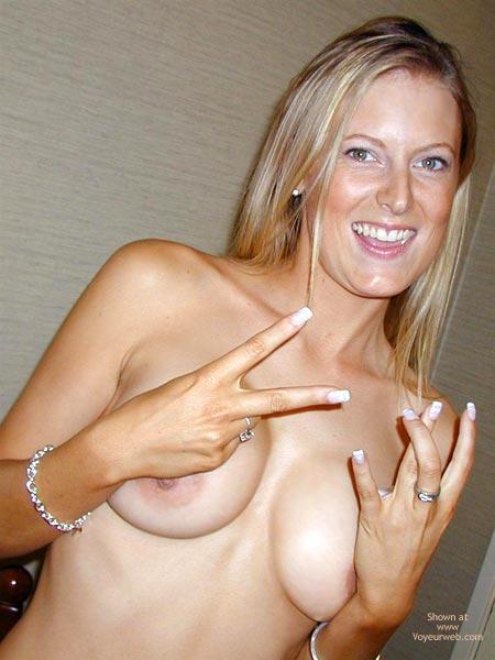 Pic #10 - *Ni Lexi 21 Yo Blonde Nipple Tease