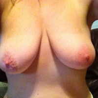 Large tits of my wife - Cinnamon