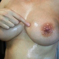 Large tits of my wife - lune