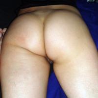 My girlfriend's ass - Liz