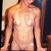 Getting in Shape For You - Shaved, Hard Nipples, Medium Tits, Natural Tits