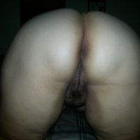 My wife's ass - angie